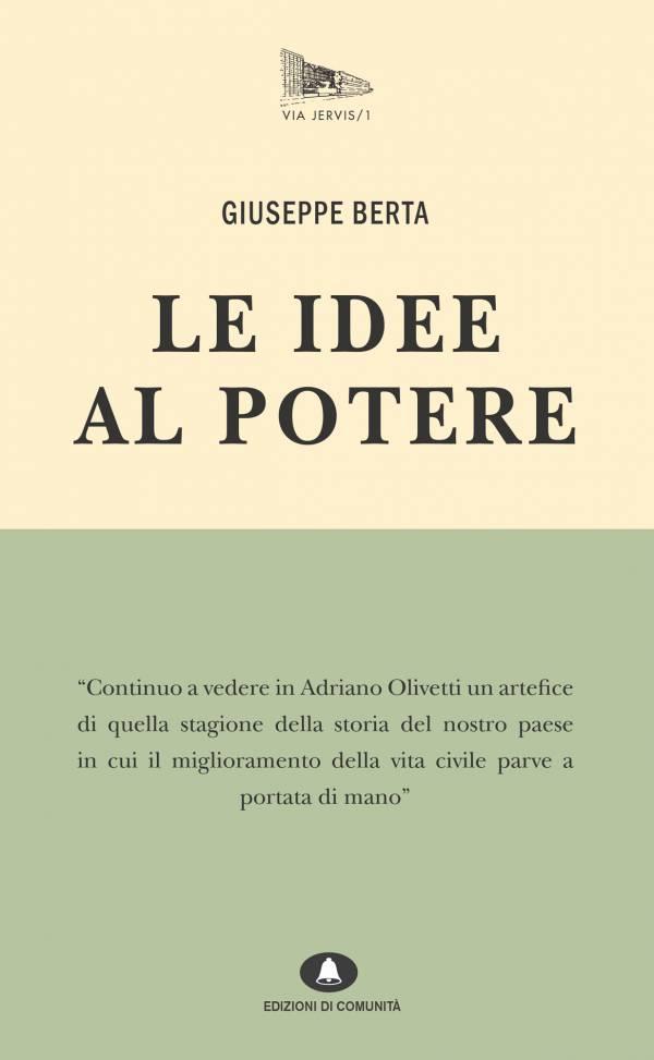 Le idee al potere – Giuseppe Berta