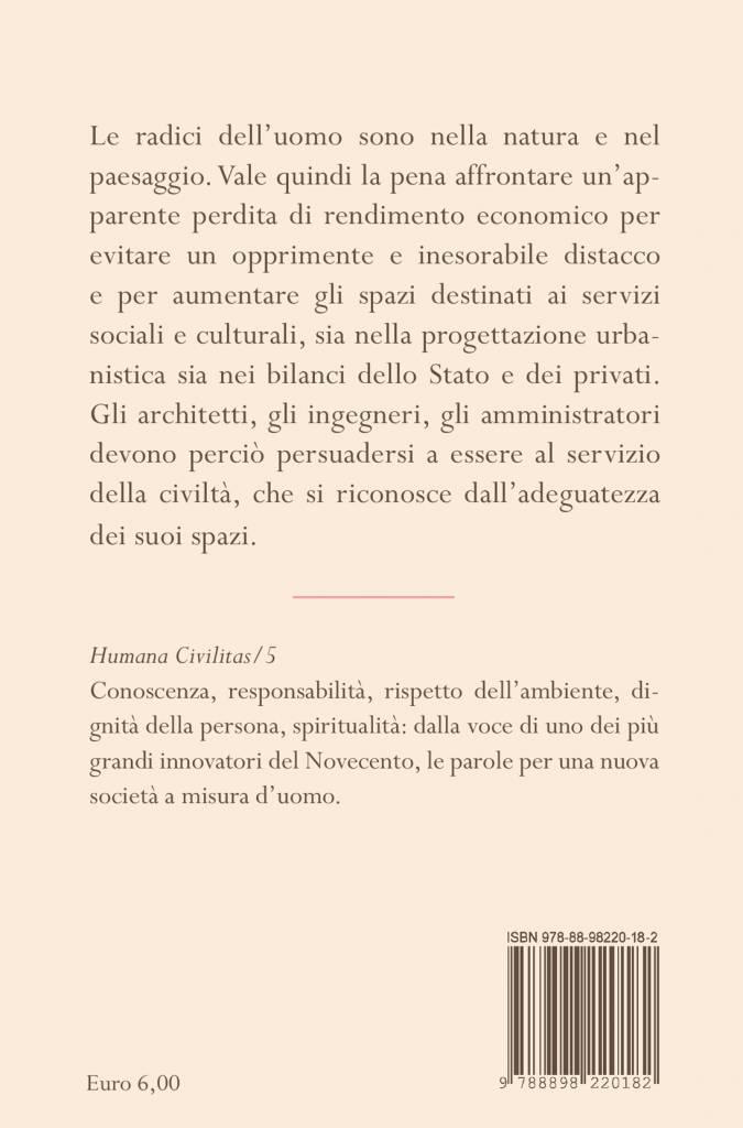 Quarta – Noi sogniamo il silenzio – Adriano Olivetti