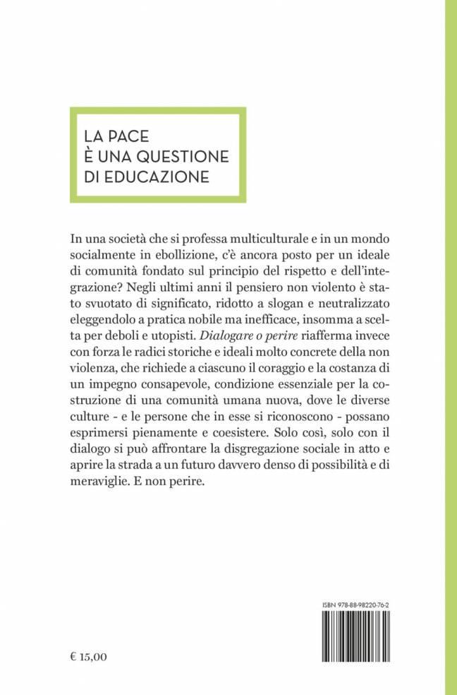 Quarta – Dialogare o perire – Franco Ferrarotti