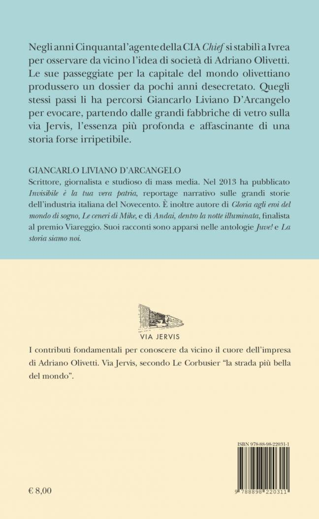 Quarta – Il Gigante trasparente – Giancarlo Liviano D'Arcangelo