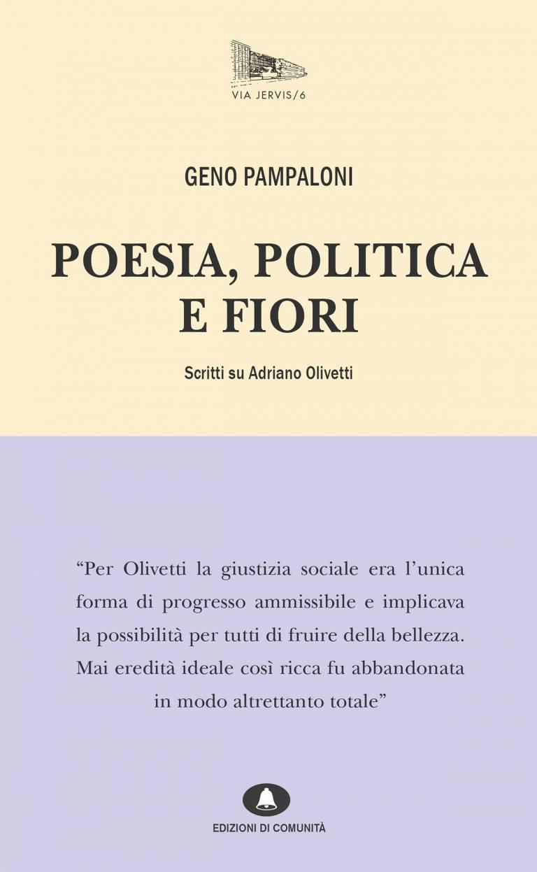 Poesia, politica e fiori – Geno Pampaloni