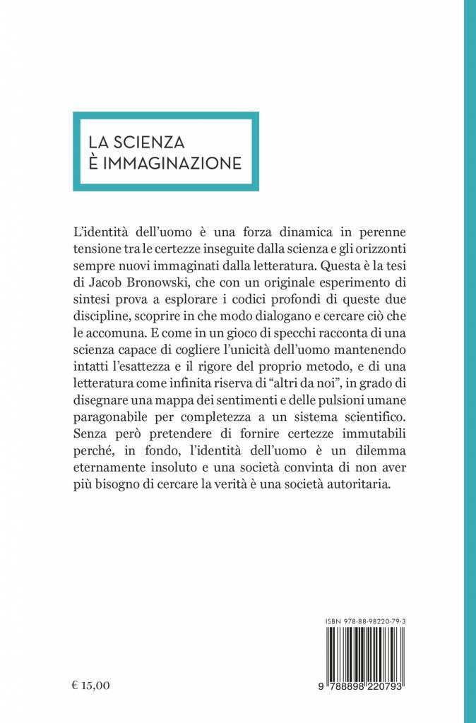 Quarta – L'identità dell'uomo – Jacob Bronowski