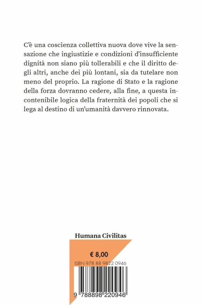Quarta – Il fine è l'uomo – Aldo Moro