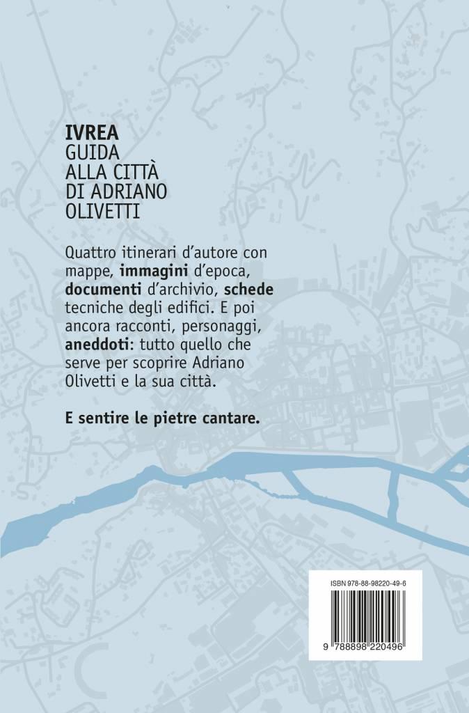 Quarta – Ivrea – Guida alla città di Adriano Olivetti