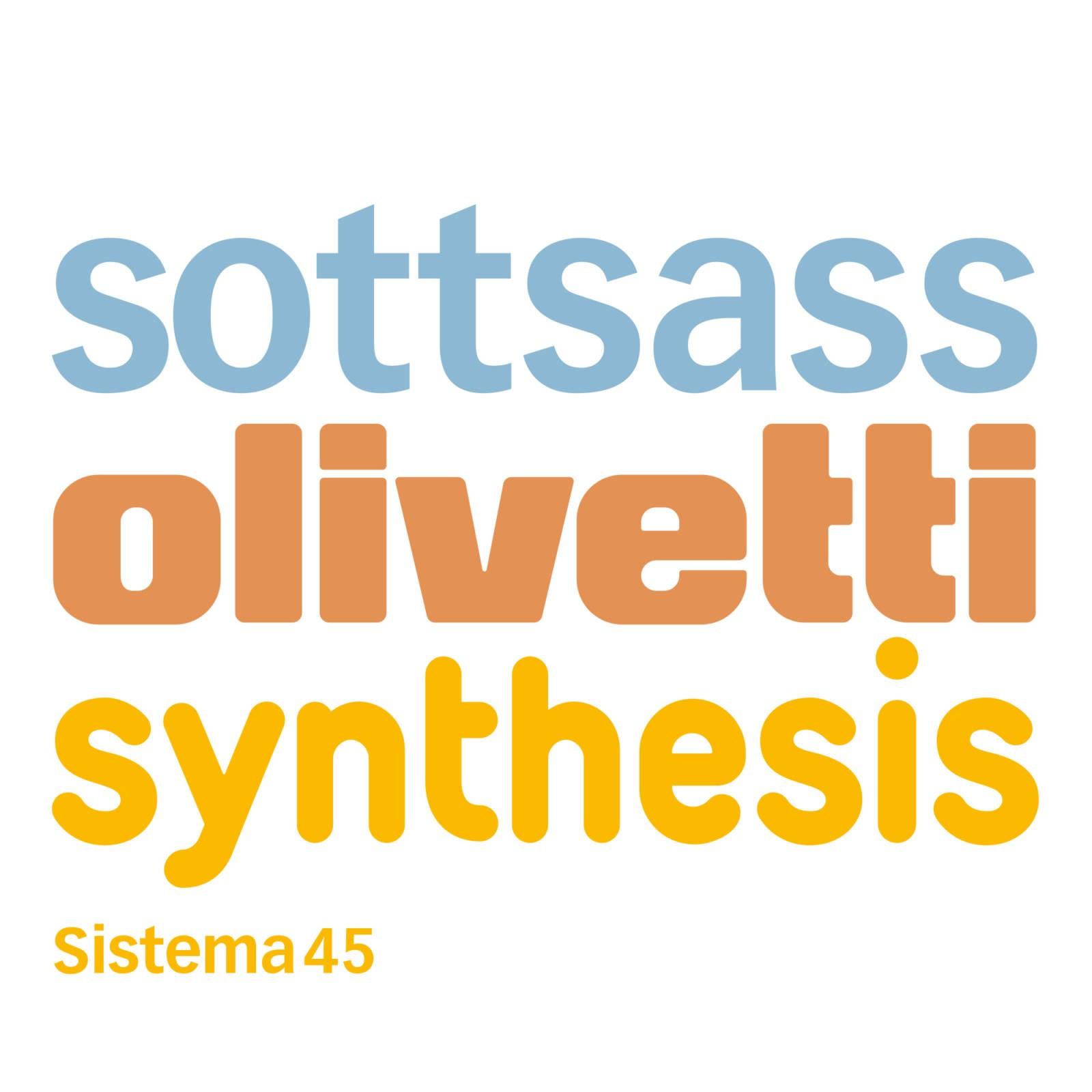 img – Sottsass Olivetti Synthesis