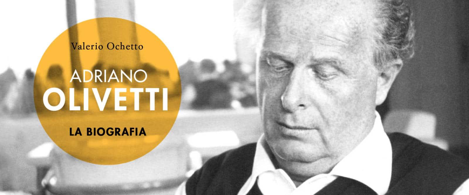 Adriano Olivetti - Slide