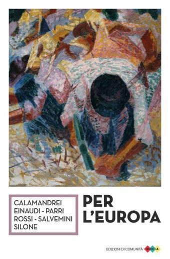 Per l'Europa - copertina